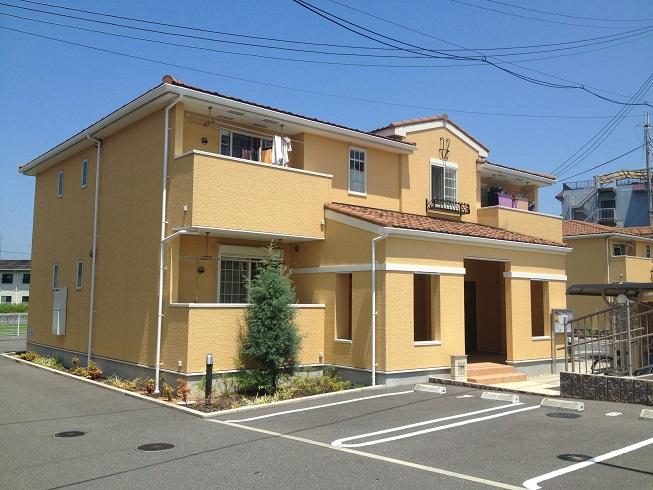 ソルシエ−ル熊取 Ⅱ番館