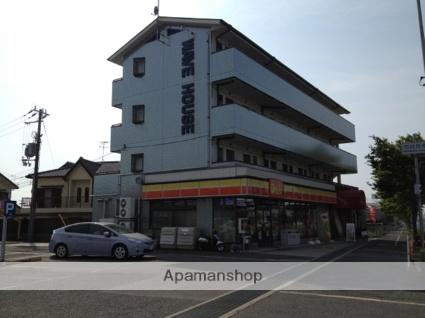 大阪府貝塚市、貝塚駅徒歩7分の築22年 4階建の賃貸マンション