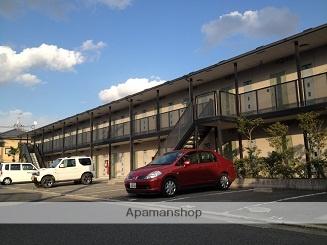 大阪府泉佐野市、熊取駅徒歩27分の築16年 2階建の賃貸アパート