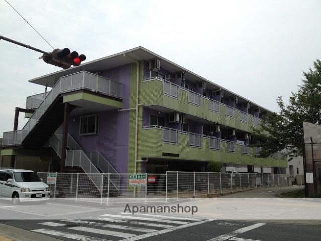 大阪府泉佐野市、羽倉崎駅徒歩19分の築14年 3階建の賃貸マンション