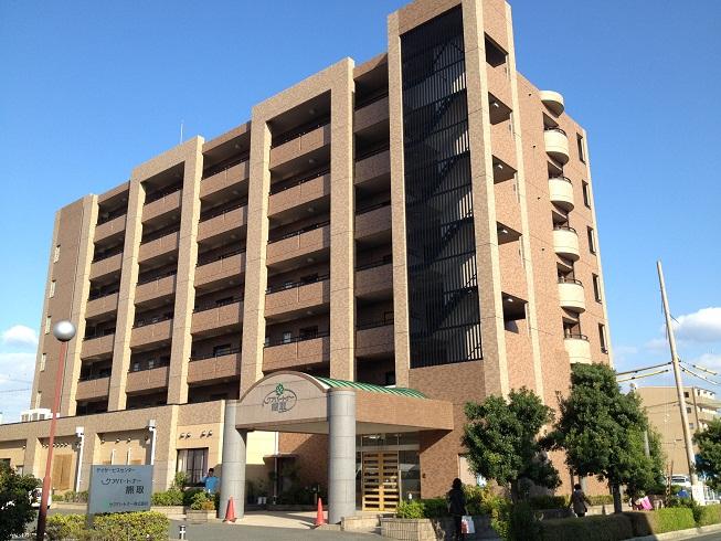 大阪府泉南郡熊取町、東佐野駅徒歩24分の築14年 7階建の賃貸マンション