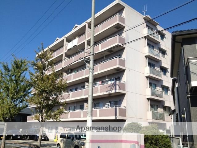 大阪府貝塚市、和泉橋本駅徒歩15分の築22年 6階建の賃貸マンション
