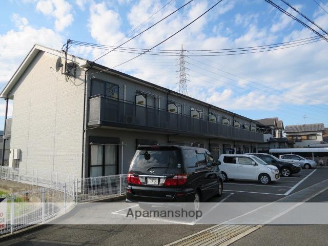 大阪府泉佐野市、熊取駅徒歩26分の築16年 2階建の賃貸アパート