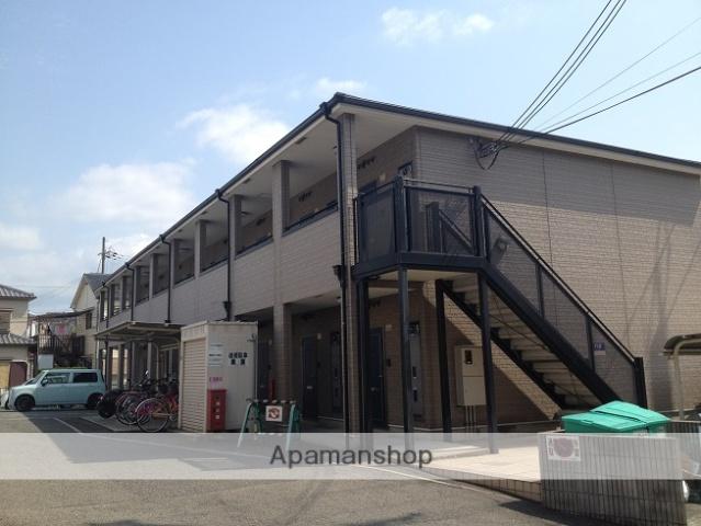 大阪府泉佐野市、りんくうタウン駅徒歩12分の築15年 2階建の賃貸アパート