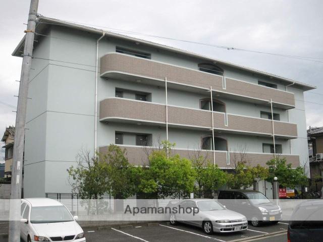 大阪府泉佐野市、熊取駅徒歩30分の築19年 4階建の賃貸マンション