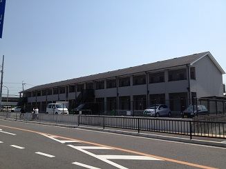 大阪府泉南郡田尻町、羽倉崎駅徒歩24分の築16年 2階建の賃貸アパート