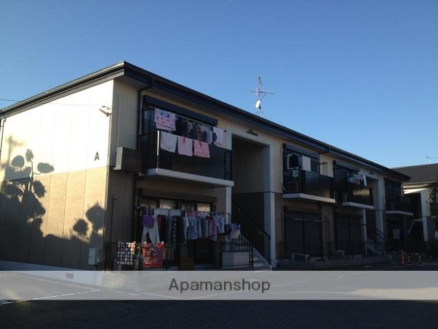 大阪府泉南郡熊取町、熊取駅バス10分犬浦口下車後徒歩1分の築18年 2階建の賃貸アパート