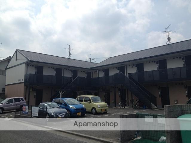 大阪府泉佐野市、熊取駅徒歩22分の築17年 2階建の賃貸アパート