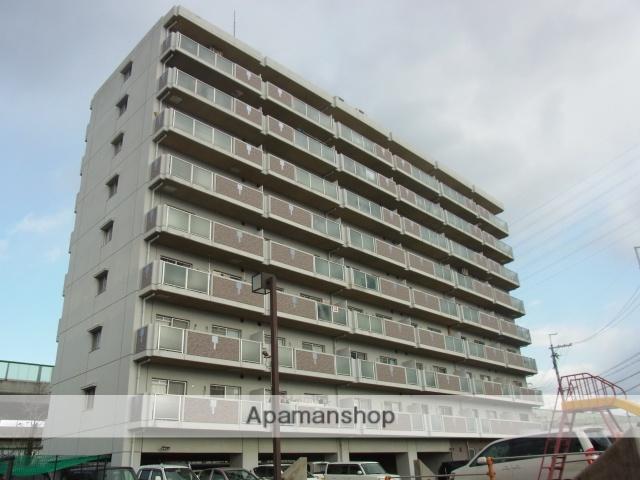 大阪府泉佐野市、りんくうタウン駅徒歩25分の築20年 9階建の賃貸マンション