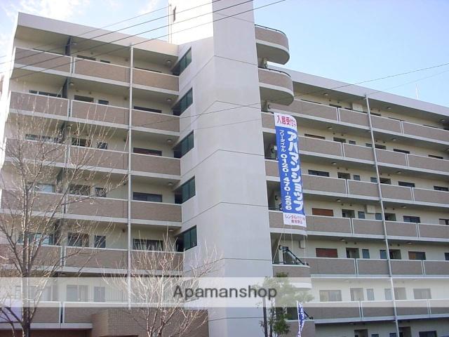 大阪府泉佐野市、熊取駅徒歩32分の築20年 7階建の賃貸マンション