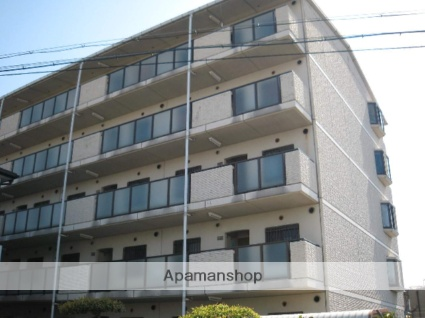 大阪府泉佐野市、りんくうタウン駅徒歩23分の築23年 5階建の賃貸マンション