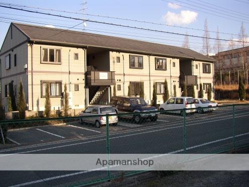 大阪府阪南市、和泉砂川駅徒歩45分の築20年 2階建の賃貸アパート