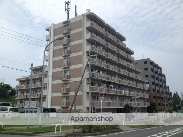 大阪府泉南市、新家駅徒歩16分の築25年 8階建の賃貸マンション
