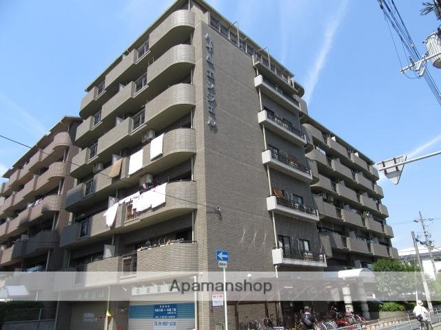 大阪府大阪市住吉区、我孫子町駅徒歩11分の築24年 7階建の賃貸マンション