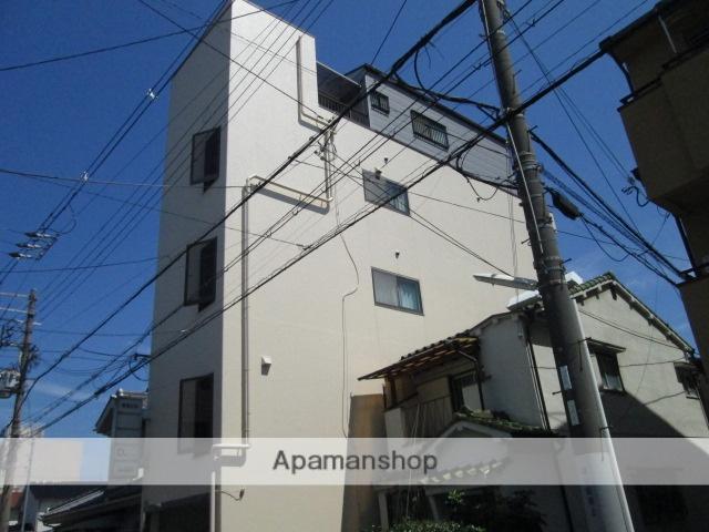 大阪府大阪市住吉区、我孫子町駅徒歩14分の築25年 5階建の賃貸マンション