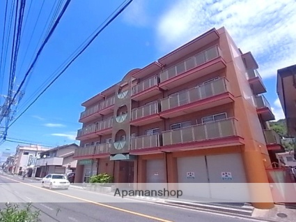 大阪府大東市、四条畷駅徒歩19分の築26年 4階建の賃貸マンション