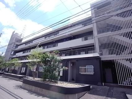 大阪府四條畷市、忍ケ丘駅徒歩19分の築41年 4階建の賃貸マンション