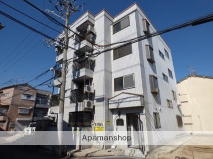 大阪府大東市、野崎駅徒歩22分の築24年 4階建の賃貸マンション