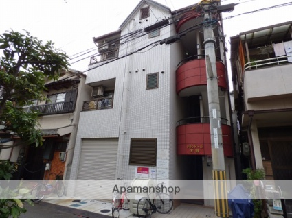大阪府大東市、野崎駅徒歩38分の築22年 3階建の賃貸マンション