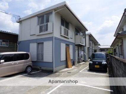 大阪府四條畷市、四条畷駅徒歩14分の築32年 2階建の賃貸アパート
