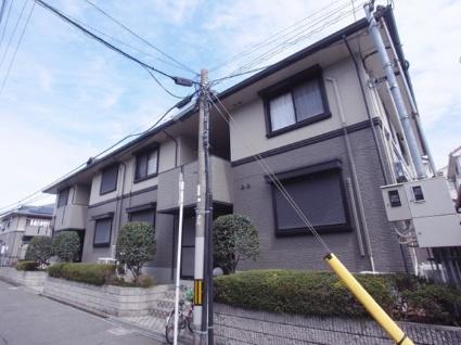 大阪府四條畷市、忍ケ丘駅徒歩25分の築19年 2階建の賃貸アパート