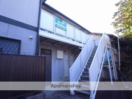 大阪府四條畷市、忍ケ丘駅徒歩10分の築19年 2階建の賃貸アパート
