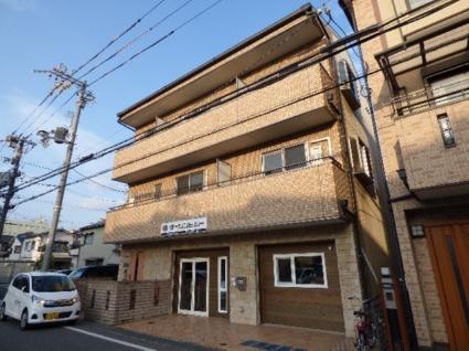 大阪府大東市、四条畷駅徒歩8分の築12年 3階建の賃貸マンション
