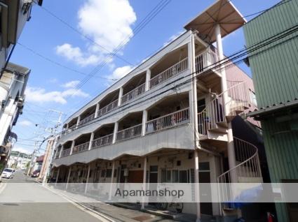 大阪府四條畷市、東寝屋川駅徒歩26分の築54年 3階建の賃貸マンション