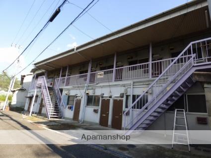 大阪府四條畷市、忍ケ丘駅徒歩15分の築46年 2階建の賃貸アパート