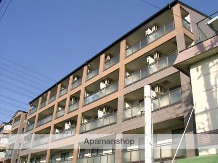 大阪府大東市、野崎駅徒歩15分の築18年 5階建の賃貸マンション