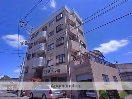 大阪府四條畷市、忍ケ丘駅徒歩12分の築21年 5階建の賃貸マンション