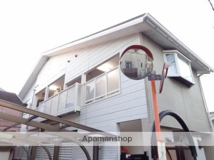 大阪府箕面市、北千里駅徒歩24分の築24年 2階建の賃貸アパート