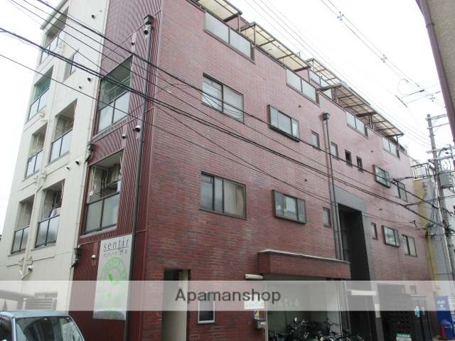 大阪府門真市、門真市駅徒歩5分の築28年 5階建の賃貸マンション