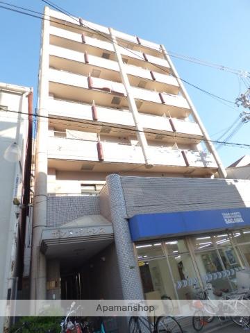 大阪府大阪市生野区、今里駅徒歩4分の築22年 8階建の賃貸マンション