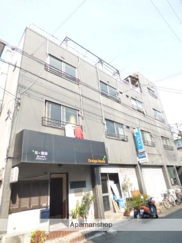 大阪府大阪市生野区、今里駅徒歩5分の築47年 4階建の賃貸マンション