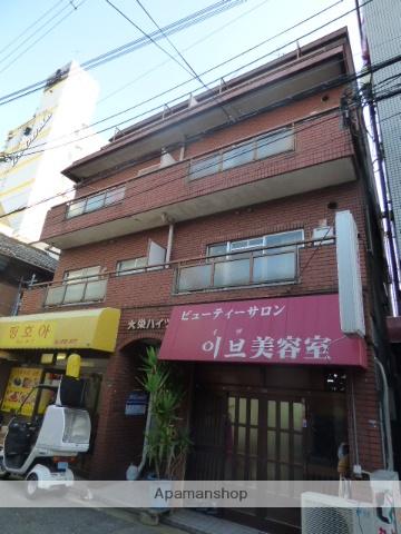大阪府大阪市生野区、今里駅徒歩7分の築31年 4階建の賃貸マンション