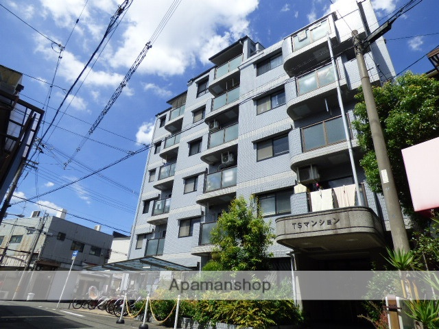 大阪府大阪市東成区、緑橋駅徒歩13分の築24年 6階建の賃貸マンション