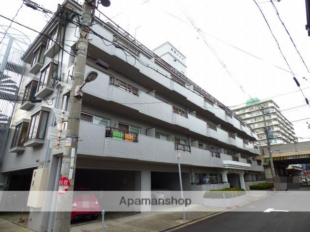 大阪府大阪市生野区、今里駅徒歩6分の築29年 6階建の賃貸マンション