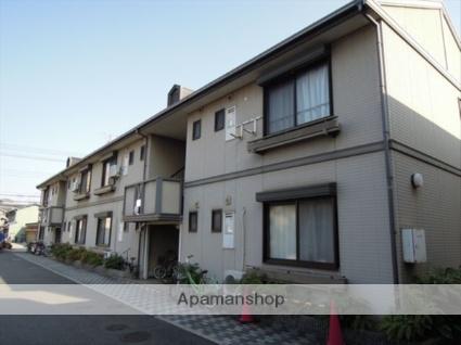 大阪府岸和田市、下松駅徒歩20分の築23年 2階建の賃貸アパート
