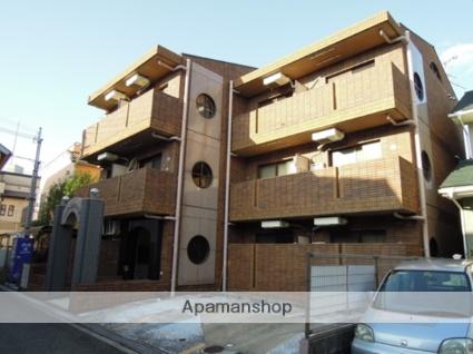 大阪府岸和田市、東岸和田駅徒歩9分の築26年 3階建の賃貸マンション