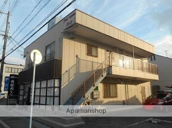 大阪府岸和田市、下松駅徒歩16分の築22年 2階建の賃貸アパート