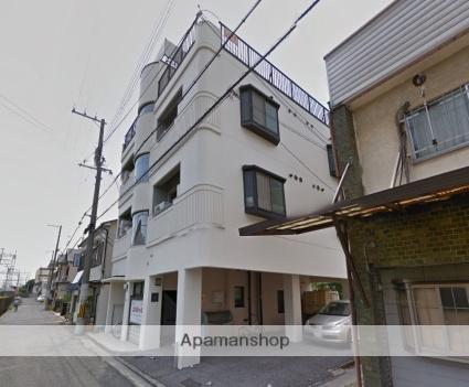 大阪府岸和田市、春木駅徒歩14分の築28年 3階建の賃貸マンション