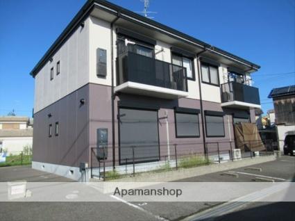 大阪府岸和田市、久米田駅徒歩17分の築19年 2階建の賃貸アパート