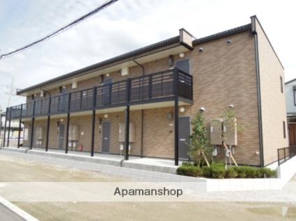 大阪府岸和田市、東岸和田駅徒歩25分の築4年 2階建の賃貸アパート