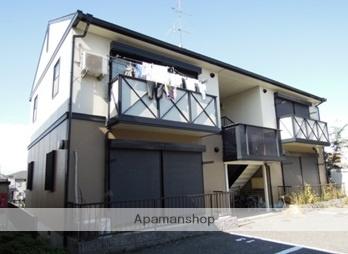 大阪府岸和田市、東岸和田駅徒歩20分の築25年 2階建の賃貸アパート