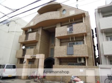 大阪府岸和田市、岸和田駅徒歩17分の築28年 3階建の賃貸マンション
