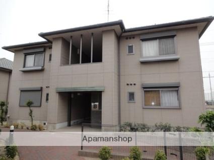 大阪府岸和田市、久米田駅徒歩20分の築17年 2階建の賃貸アパート