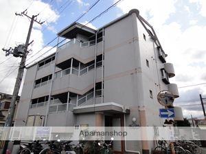 大阪府岸和田市、下松駅徒歩5分の築28年 4階建の賃貸マンション