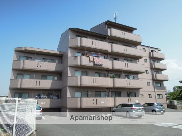 大阪府貝塚市、東貝塚駅徒歩19分の築24年 5階建の賃貸マンション