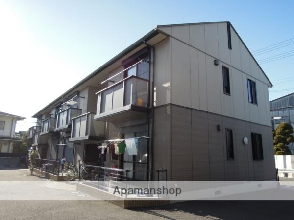 大阪府貝塚市、東貝塚駅徒歩9分の築13年 2階建の賃貸アパート